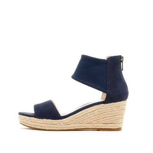 Pelle Moda - Kona - Midnight Blue Wedges