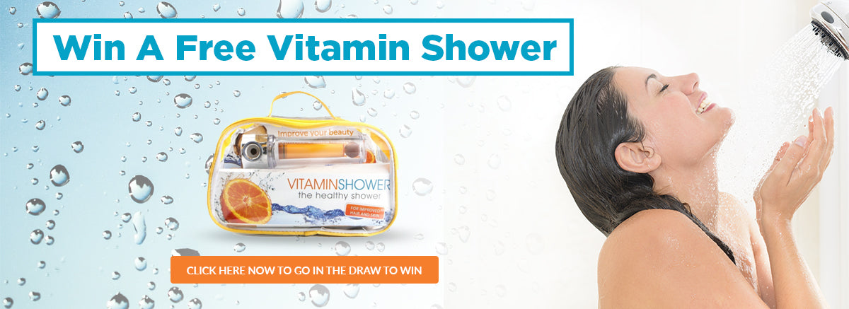 Win a Free Vitamin Shower