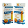 2 x Cartridge Pack of 3 Vitamin C Longer Lasting Cartridges