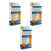 3 x Cartridge Pack of 3 Vitamin C Shower Longer Lasting Filter Cartridges
