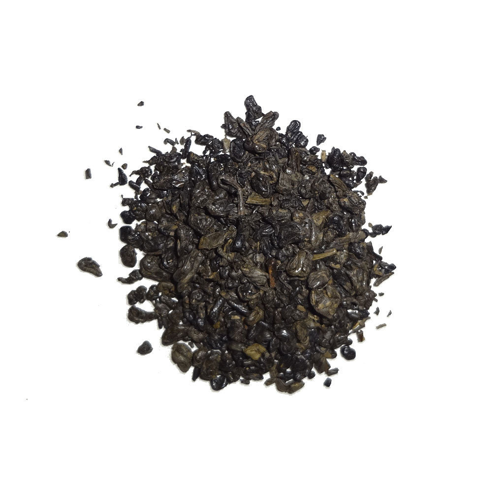 China Gunpowder Tea - The Herb Shop - Central Market - Lancaster, PA