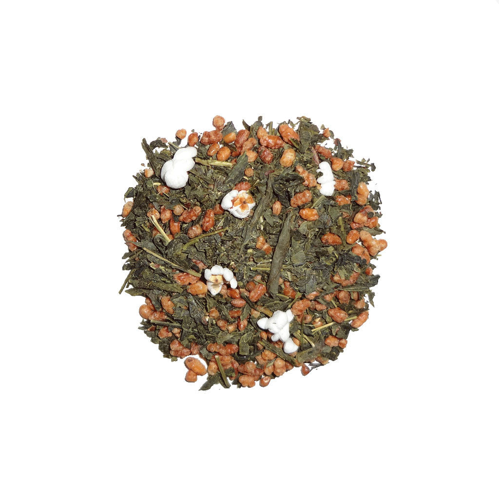Genmaicha Tea - The Herb Shop - Central Market - Lancaster, PA