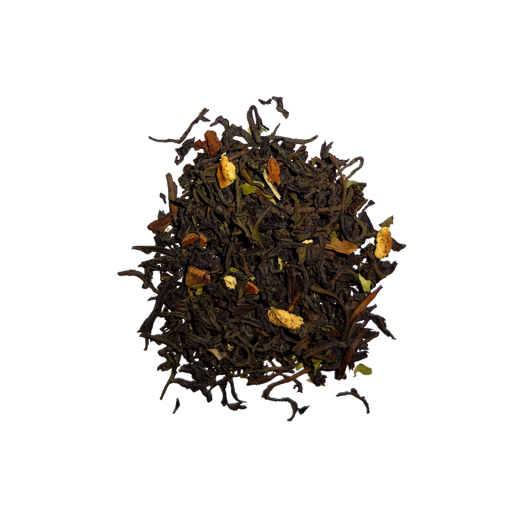 Orange Spice Tea - The Herb Shop - Central Market - Lancaster, PA