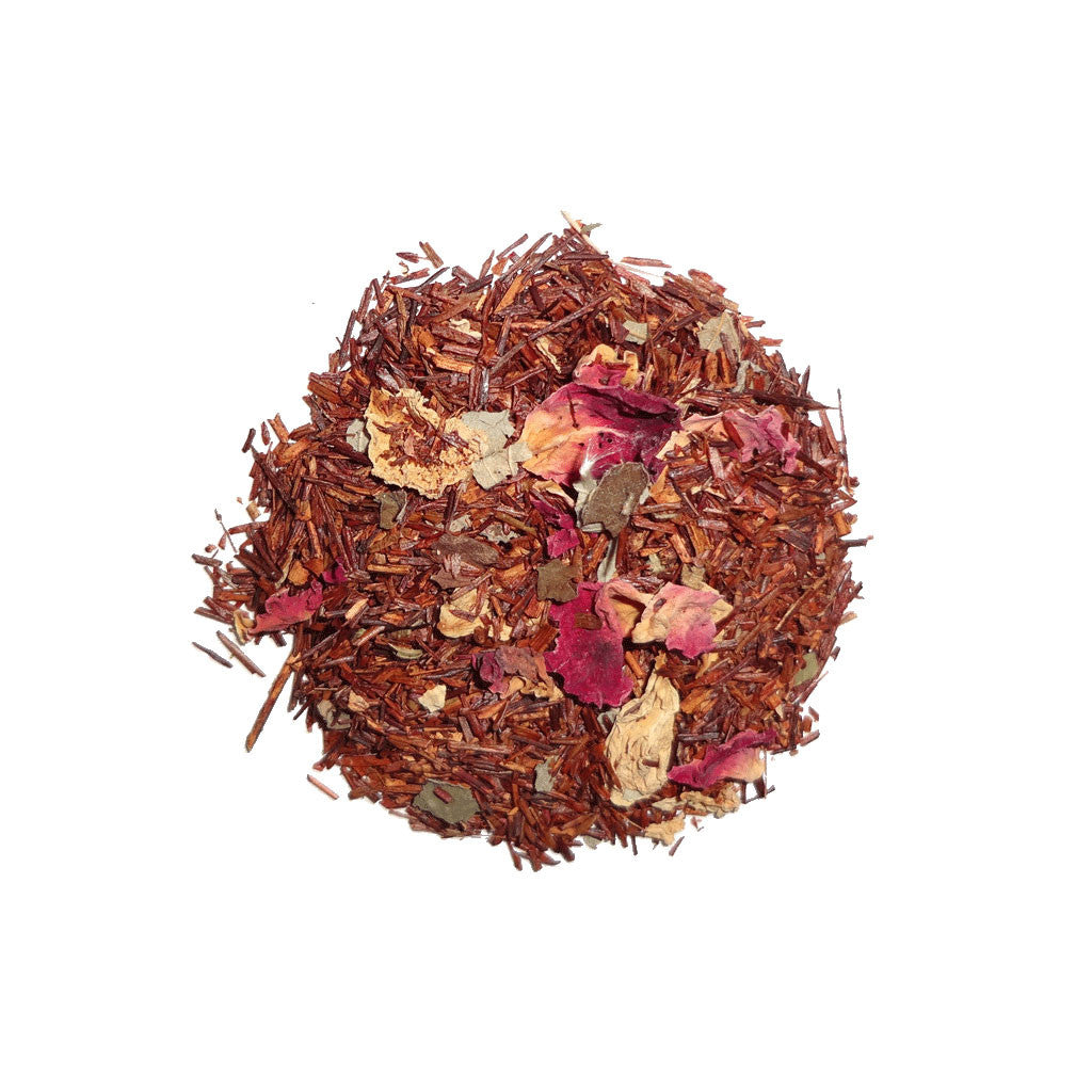 Cherry Rose Rooibos Tea - The Herb Shop - Central Market - Lancaster, PA
