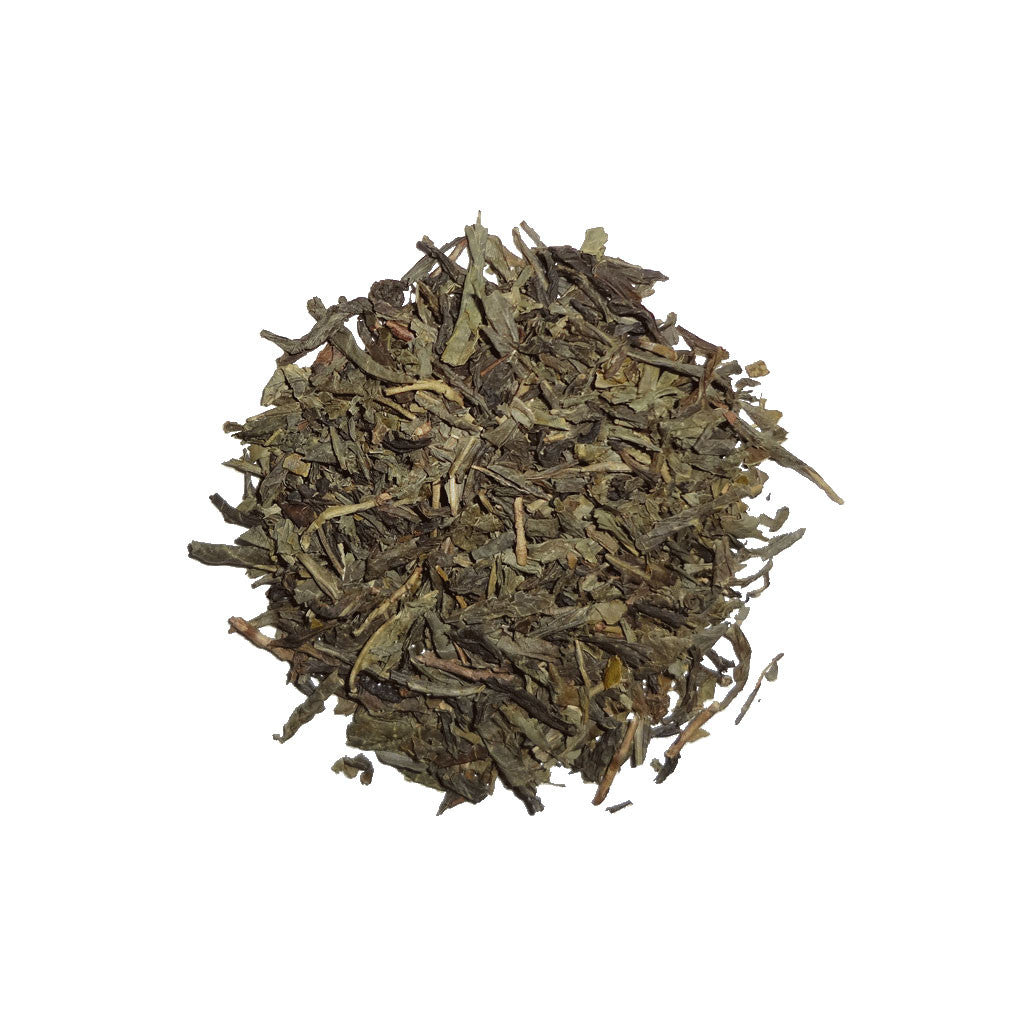 Decaffeinated Sencha Green Tea - The Herb Shop - Central Market - Lancaster, PA
