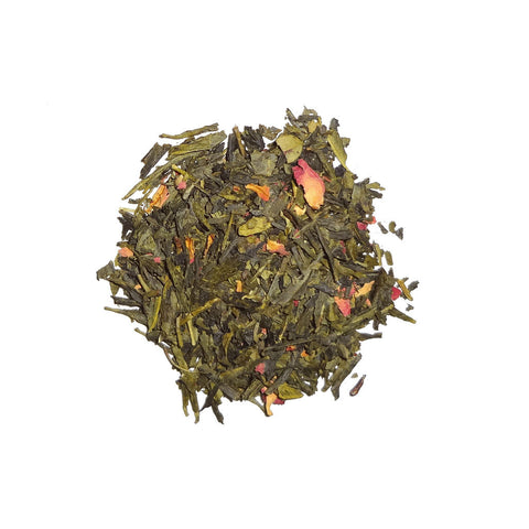 Sencha Cherry Rose Tea