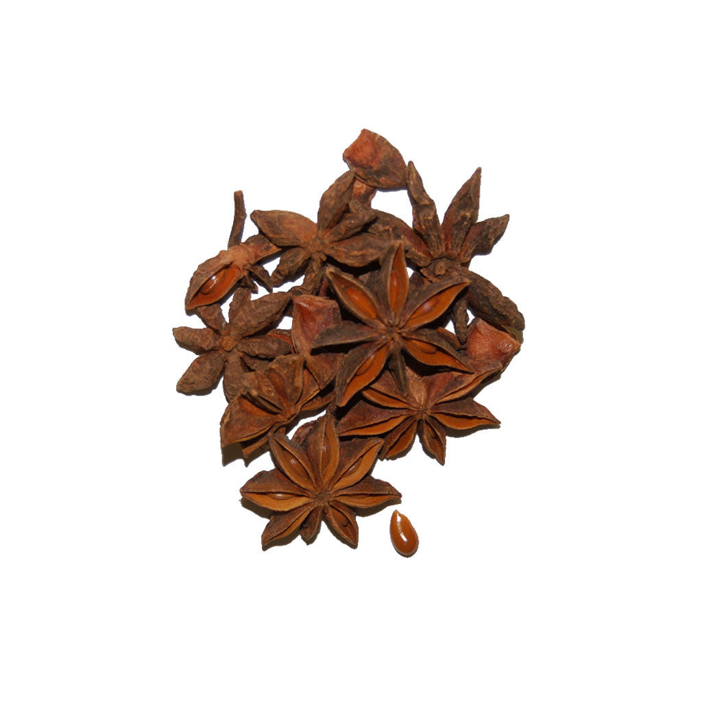 Star Anise - The Herb Shop - Central Market - Lancaster, PA