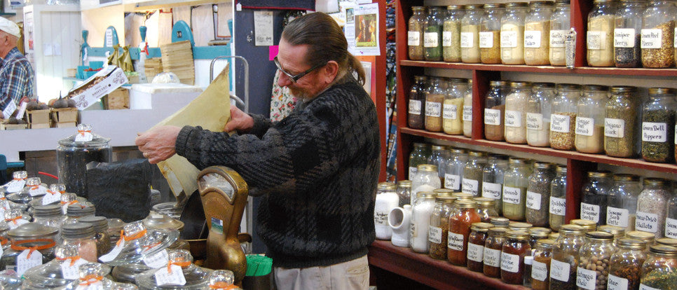 Spice Man - The Herb Shop - Central Market Lancaster PA - high quality herbs, spices, teas