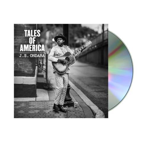 Tales of America Signed CD + Digital Album