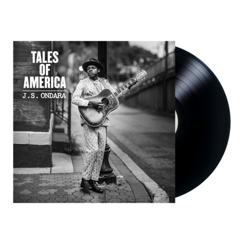 Tales of America Signed LP + Digital Album