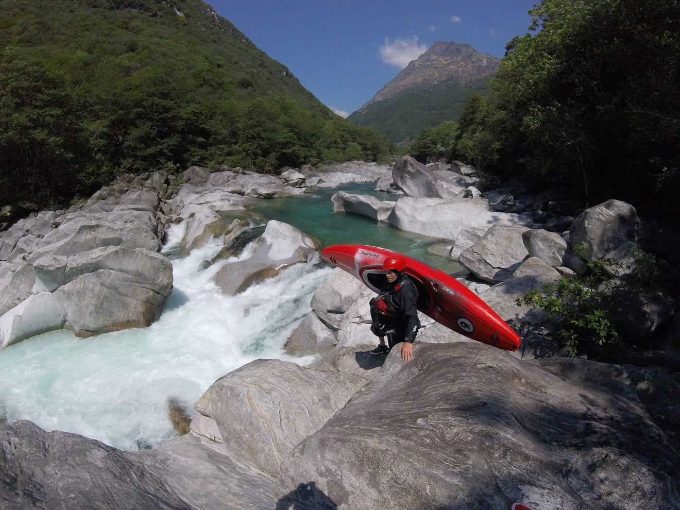 Where To Whitewater Kayak In Spring