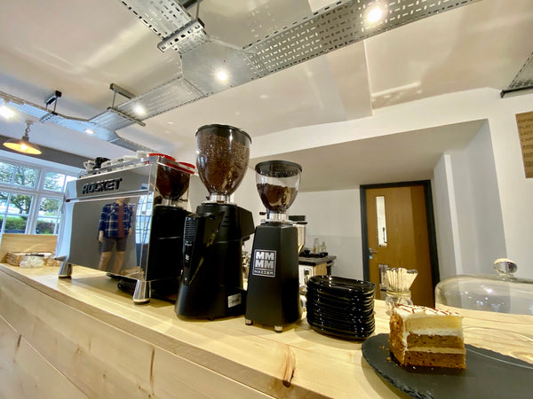 Rocket Espresso Doppia coffee machine