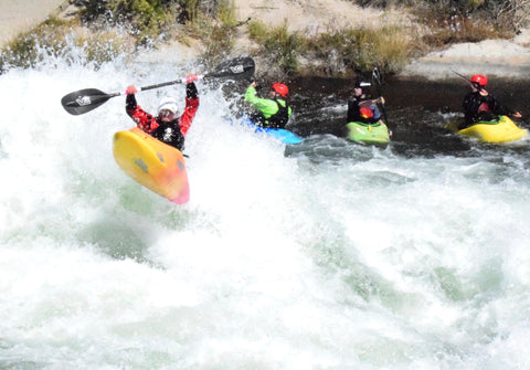 M Wave Freestyle Kayaking
