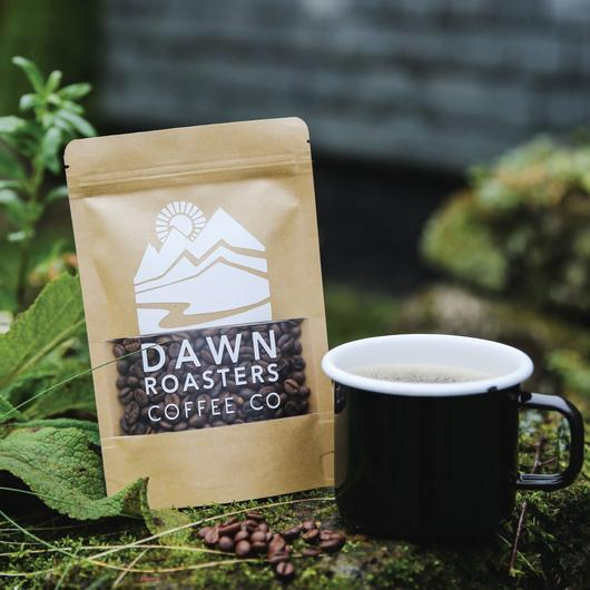 Dawn Roasters Coffee Co Single Origin Speciality - Swiss Water Decaf - Colombia