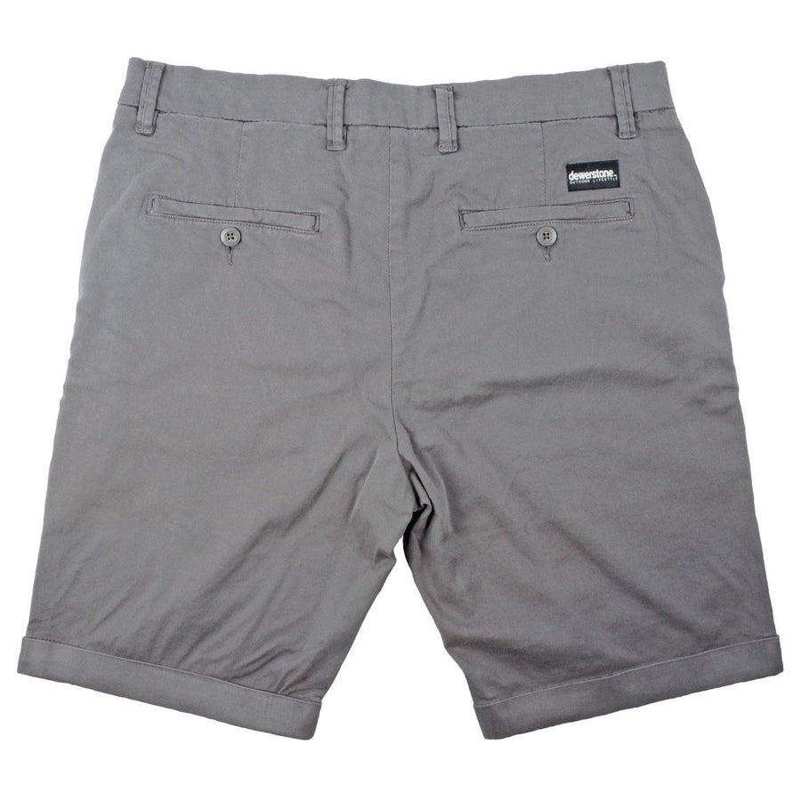 Chino Shorts - Grey