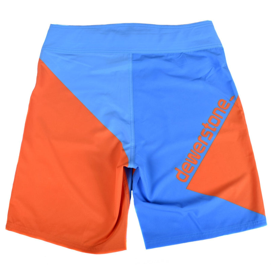 "dewerstone 28"" Life Shorts 2.0 - Blue / Orange - TEAM EDITION"
