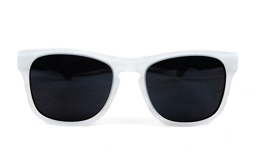 Bantham - Wood & Acetate Polarized Sunglasses - Smoke