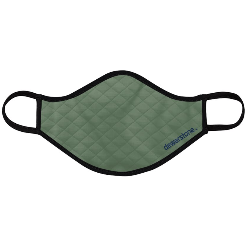 dewerstone Face Covering Face Covering - Green / Navy