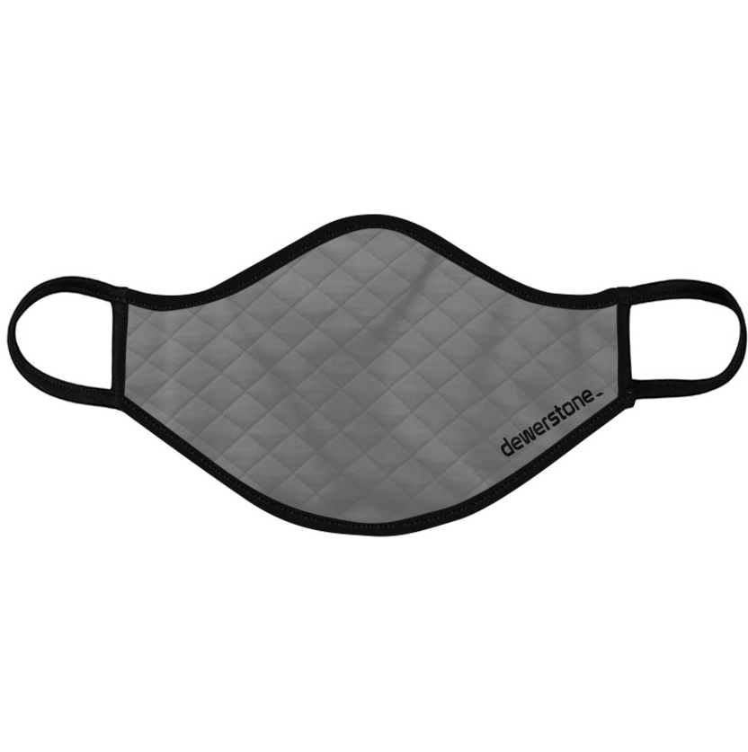 dewerstone Face Covering Medium Face Covering - Grey / Black
