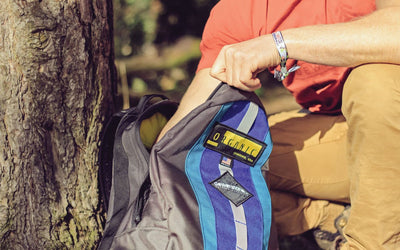 dewerstone Grey dewerstone x Organic Climbing - Crag Pack - Travel Backpack