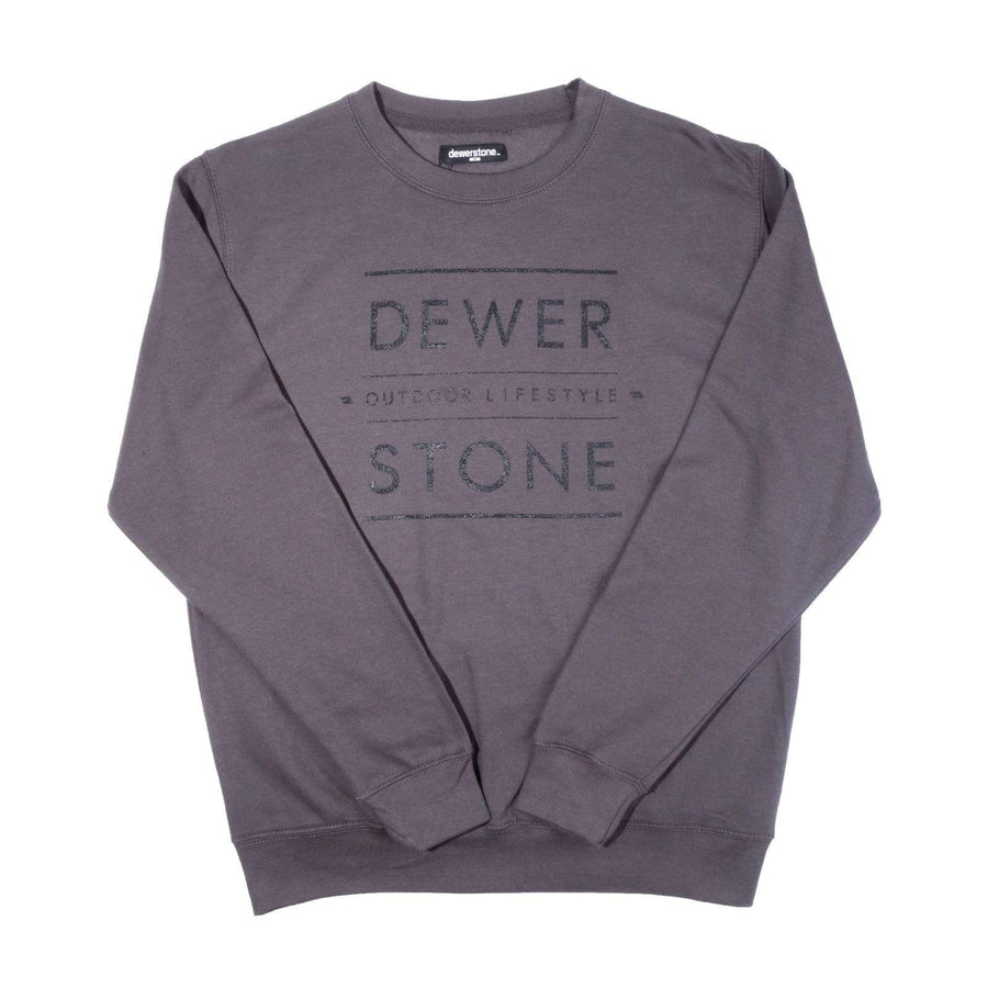 dewerstone Small Bloc Sweatshirt - Grey