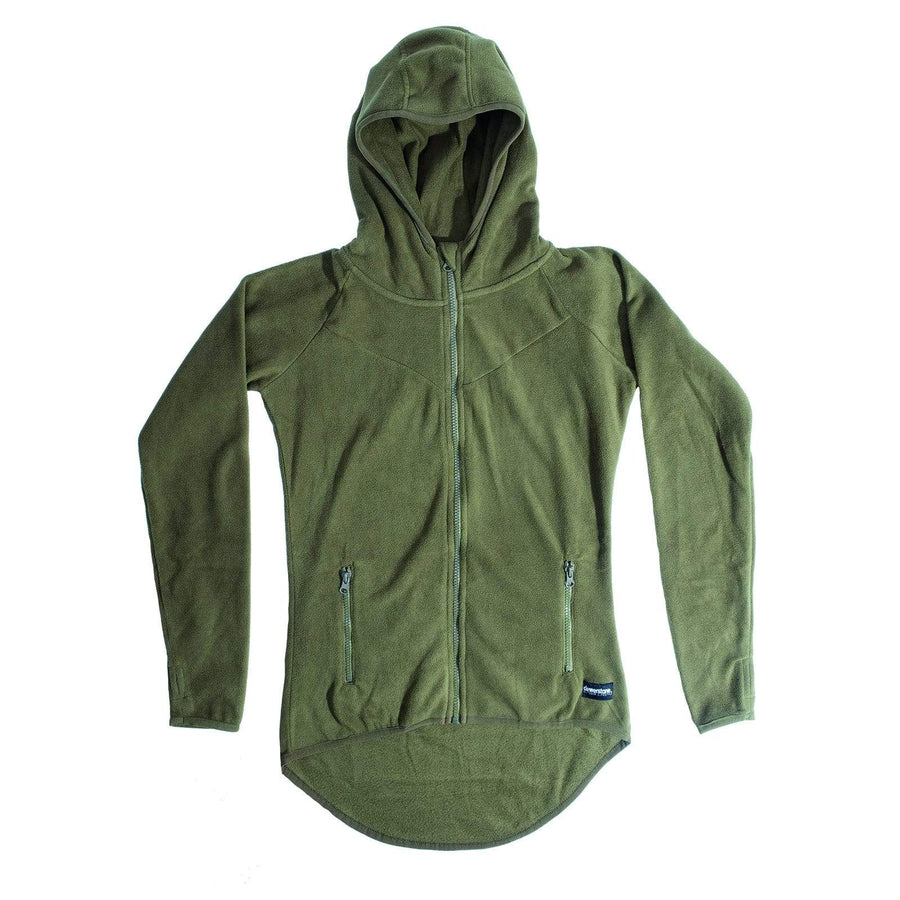 dewerstone Sweatshirt Longtail Hooded Fleece