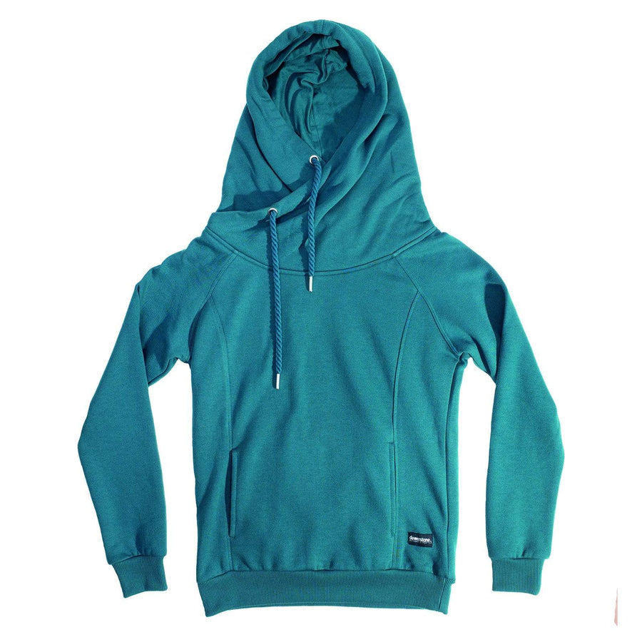 dewerstone Winter Hoody - Teal