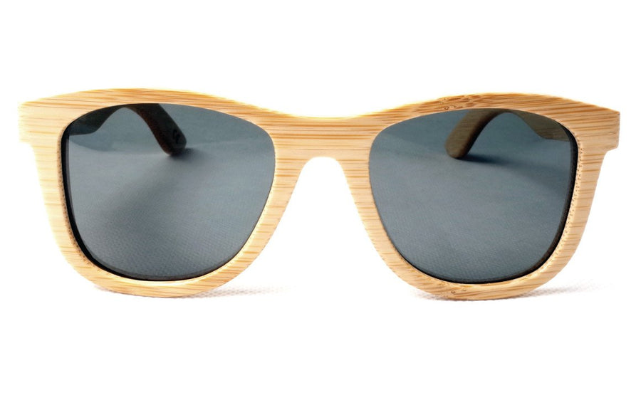 Cirros Bamboo Sunglasses - Polarized