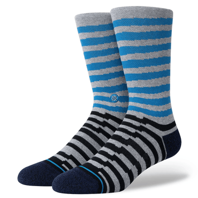 Stance Breakdown Crew / Medium Stance - Casual Infiknit Sock