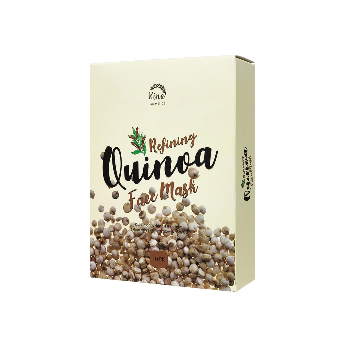 Quinoa Superfood Mask
