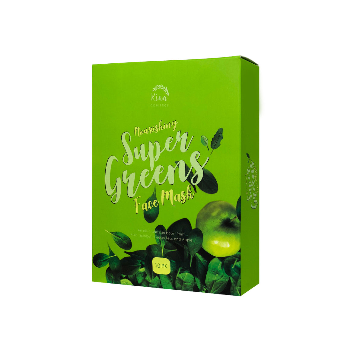 Super Greens Superfood Mask