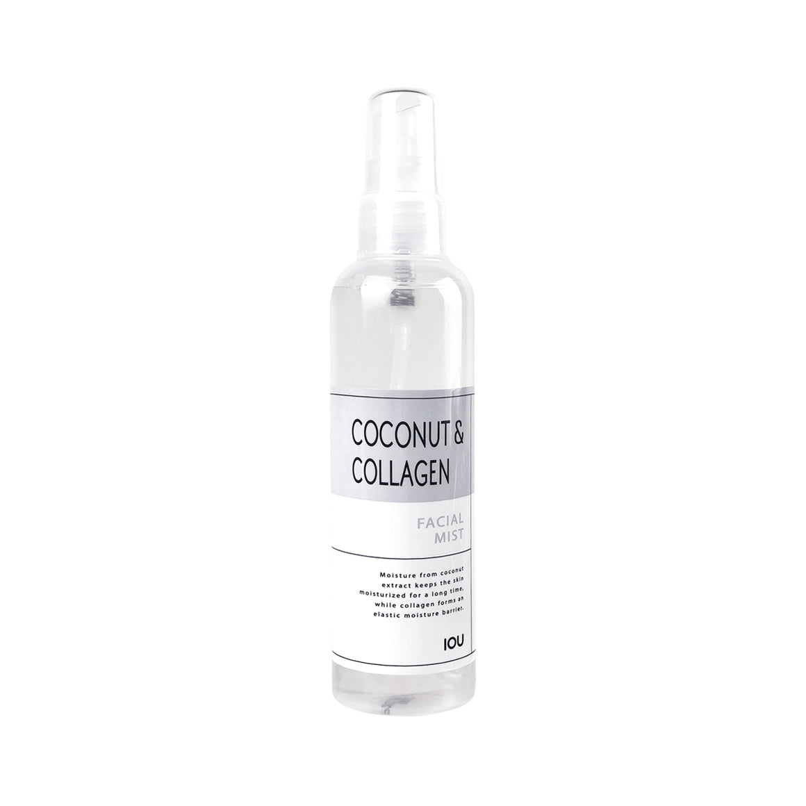 Coconut & Collagen Facial Mist