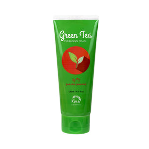 Kina Green Tea Cleansing Foam