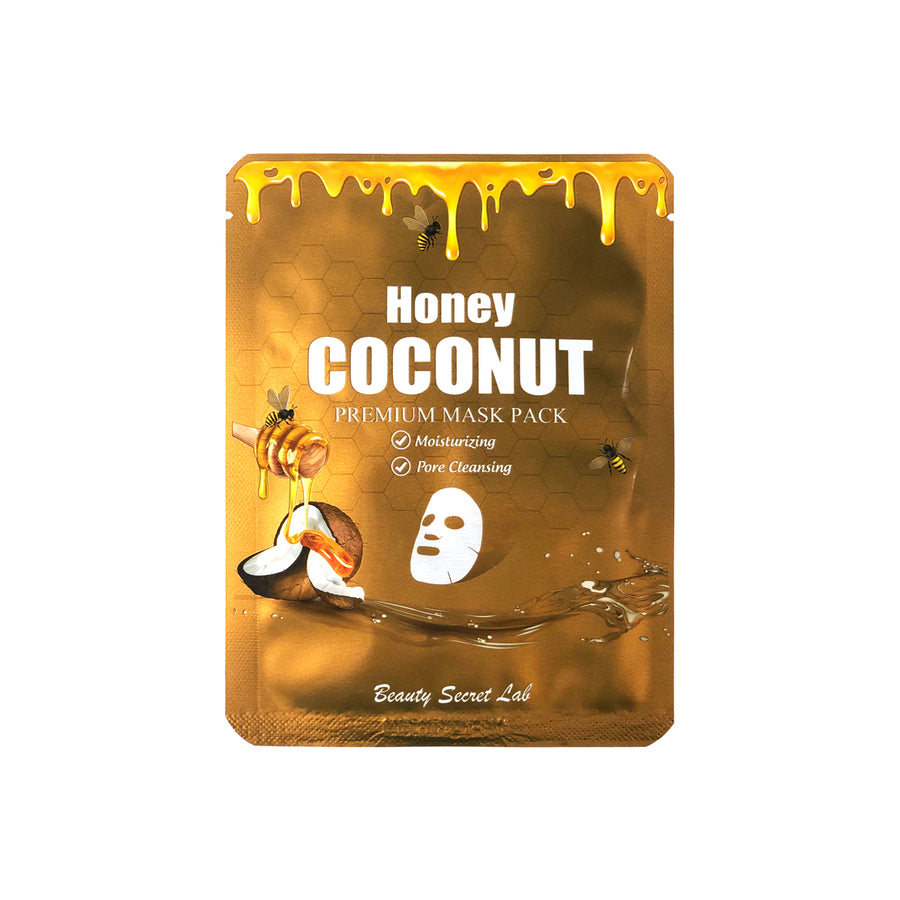 Honey Coconut Premium Mask