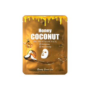 Honey Coconut Premium Sheet Mask