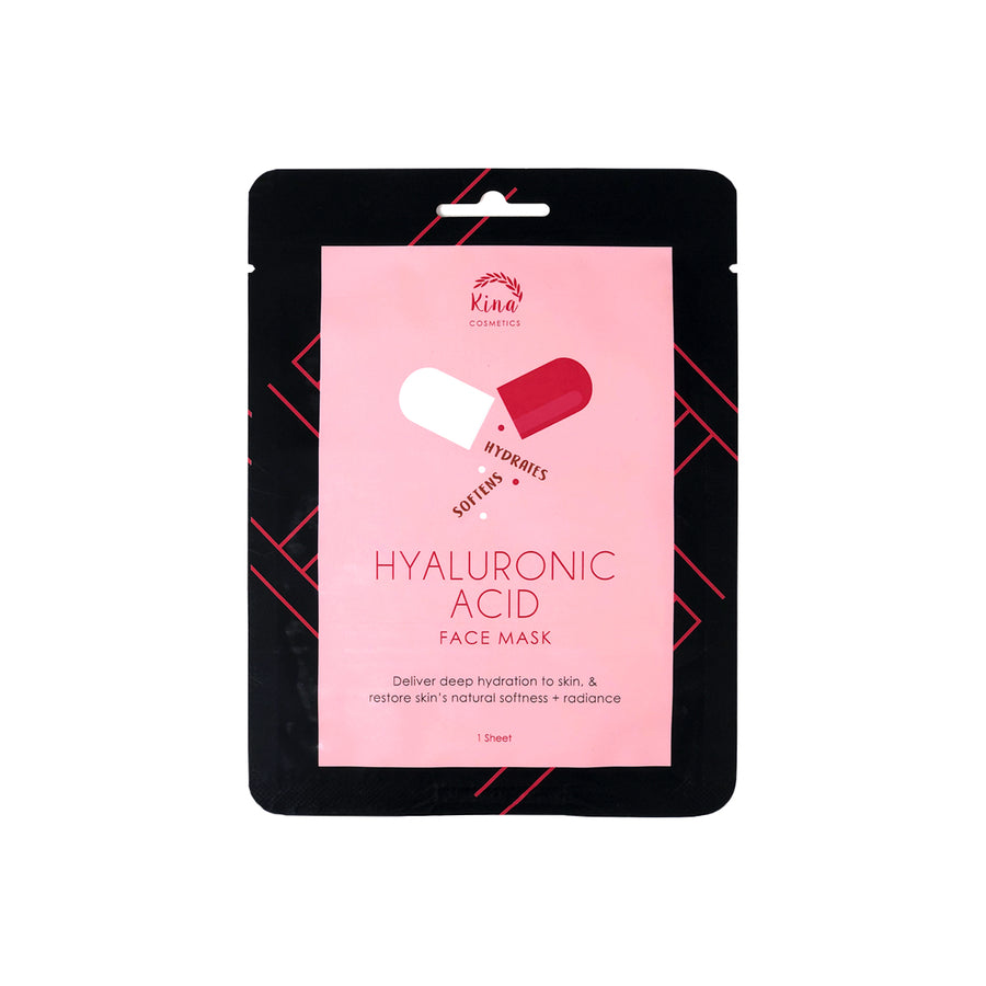 Hyaluronic Acid Function Mask