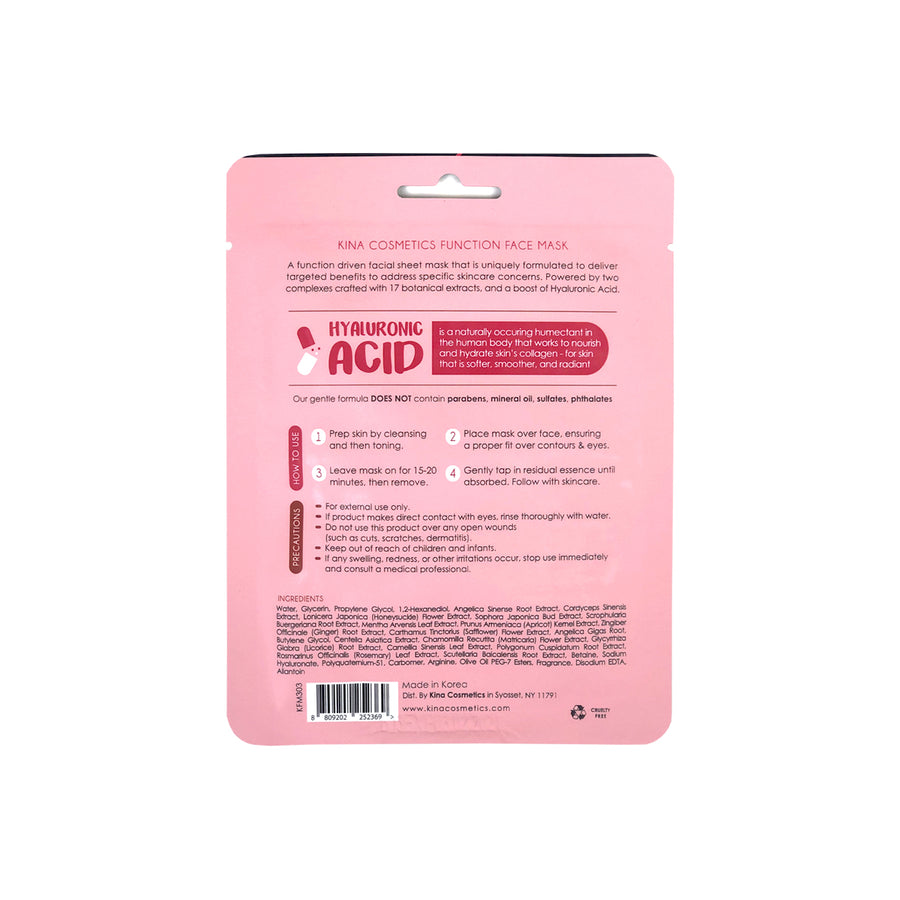 Hyaluronic Acid Function Sheet Mask