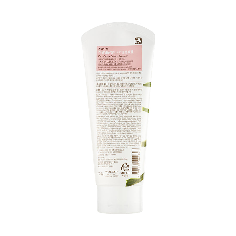 Mint Pore Cleansing Foam