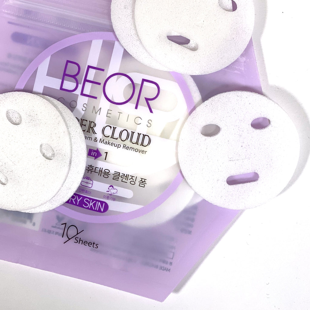 Paper Cloud Waterless Cleanser