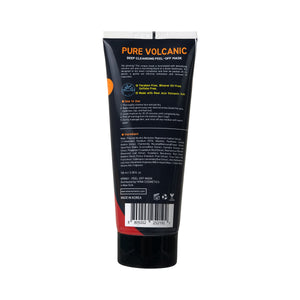 Pure Volcanic Peel-Off Mask