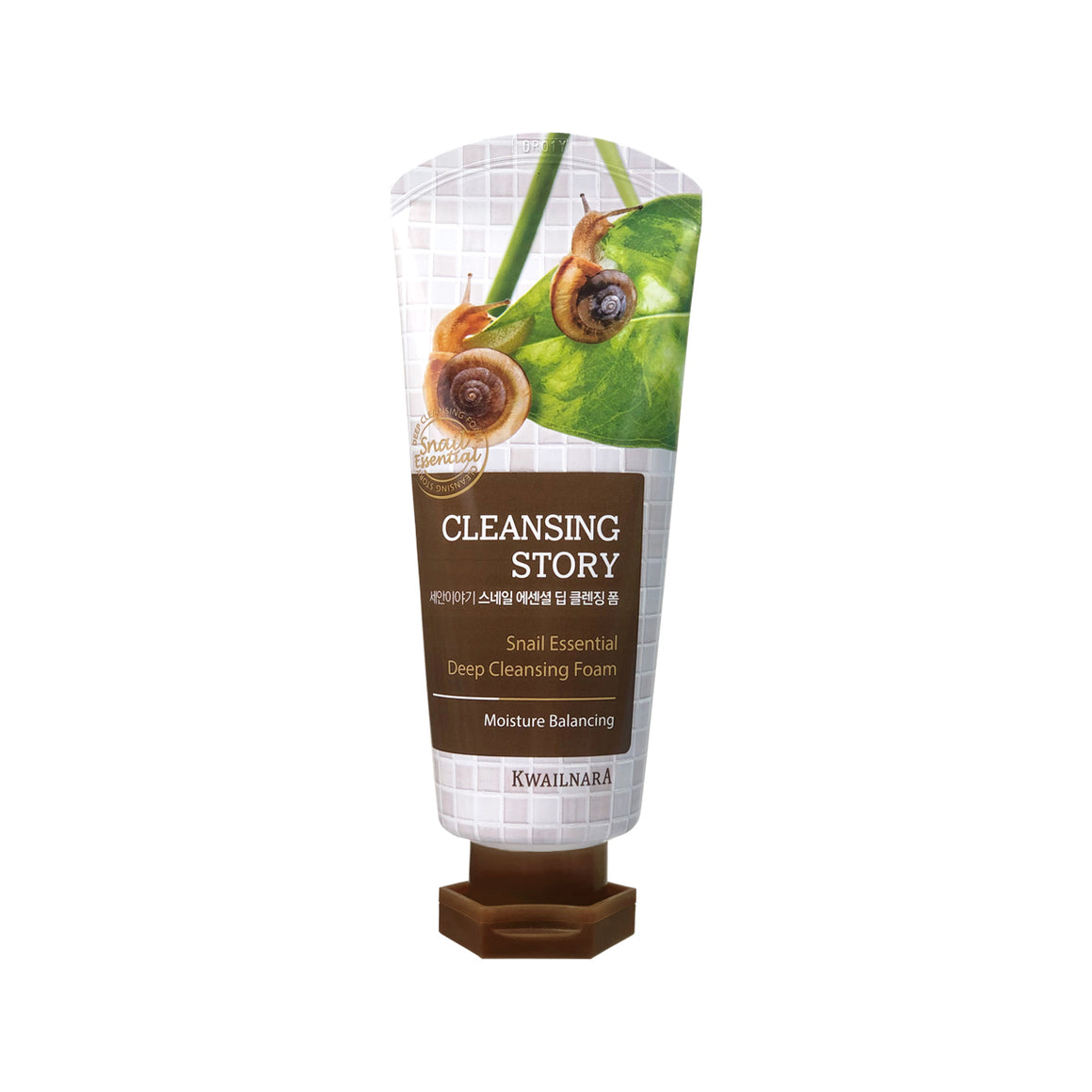 Snail Essential Deep Cleansing Foam