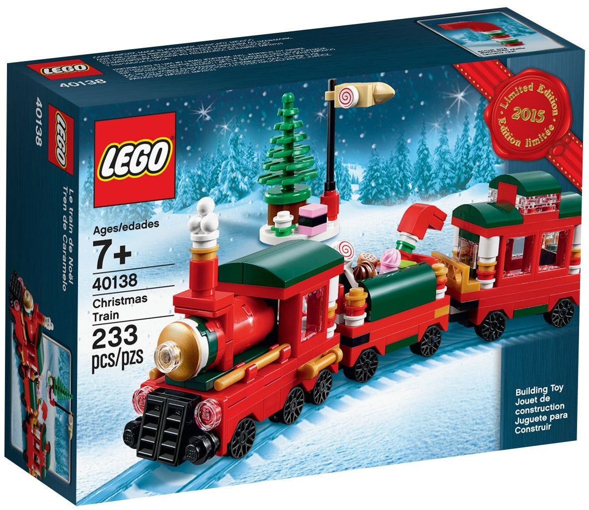 Train Lego Set for Children with Autism