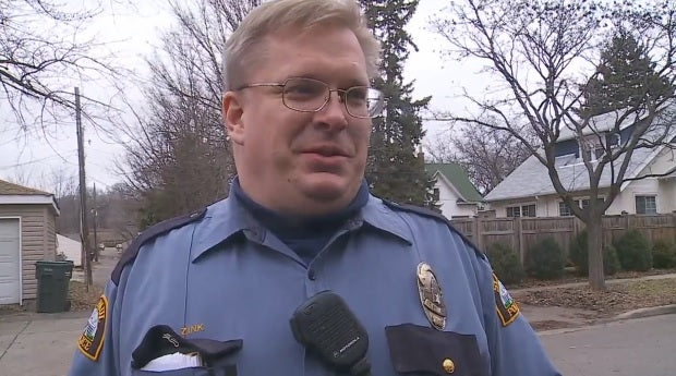 Officer Rob Zink 'Autism Cop'