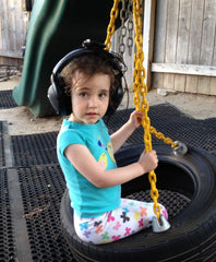 Many people with sensory processing disorders or autism are hypersensitive to sounds and use headphones to block out noise