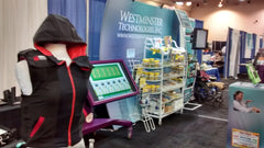 Snug Vest at the Westminster Technologies Booth!
