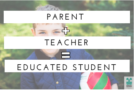 Parent+Student = Educated Student