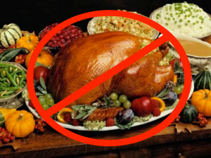 No turkey for children with autism and sensory disorders