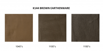 Primo Brown Earthenware - K 144