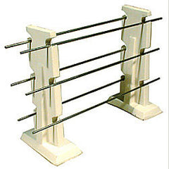 "Bead Rack - Six 10"" Long Wires (Cone 5)"