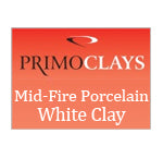 Primo Clays Mid-Fire Porcelain 10kg